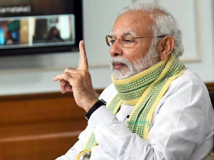 PM Modi to address the nation on June 21