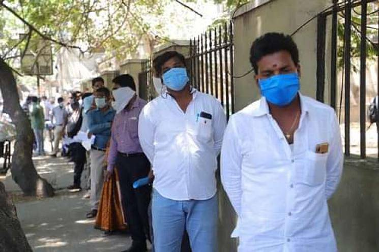 Families leaving Chennai due to coronavirus lockdown