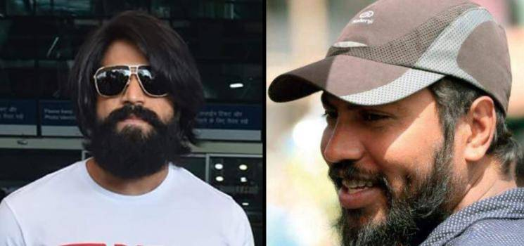 Mufti Director Narthan And Yash Meet To Discuss The Story Of Their Film