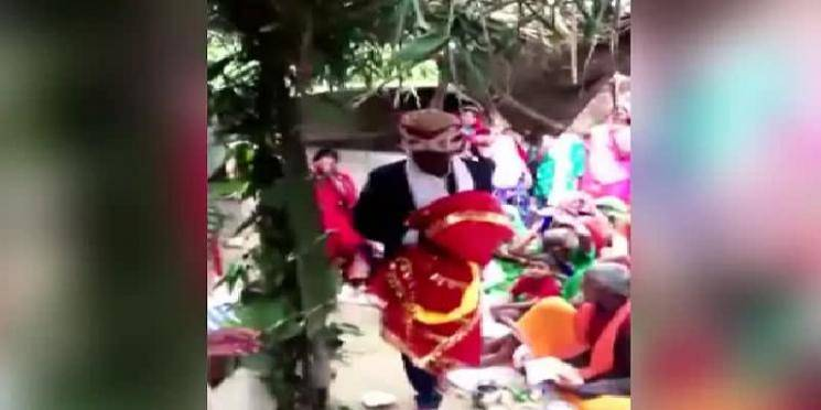 Man marries doll after eight brothers marry women