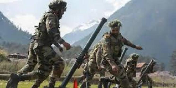 India response at ladakh border china standoff