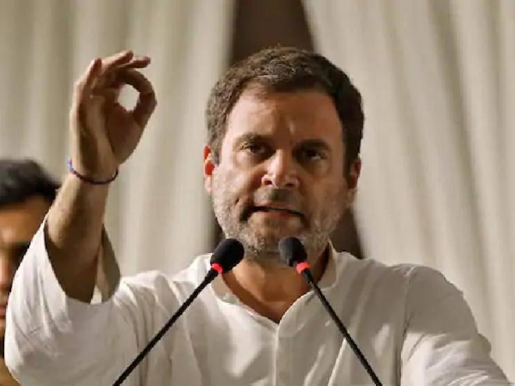 Rahul Gandhi spelling mistake in Tweet on Modi