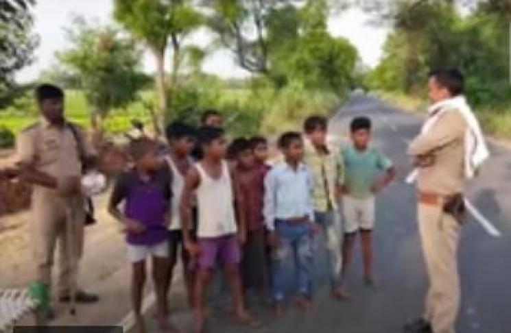 Ten youths head to India China border to seek revenge
