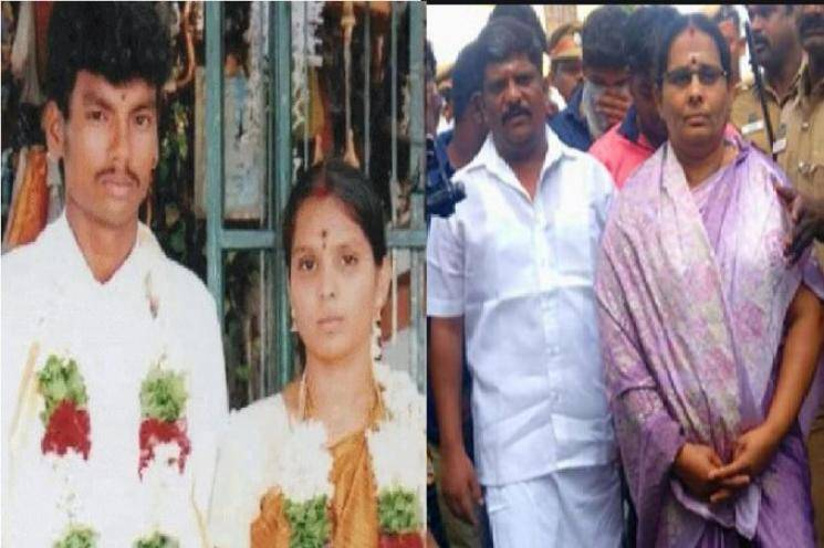 Udumalpet Shankar honour killing case kausalya father chinnasamy released
