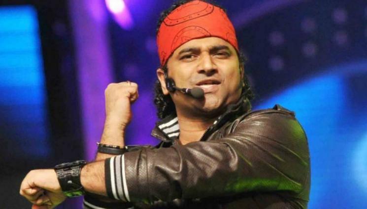 DSP Special Performance Of Kanmoodi Thirakumbothu For Vijay Birthday