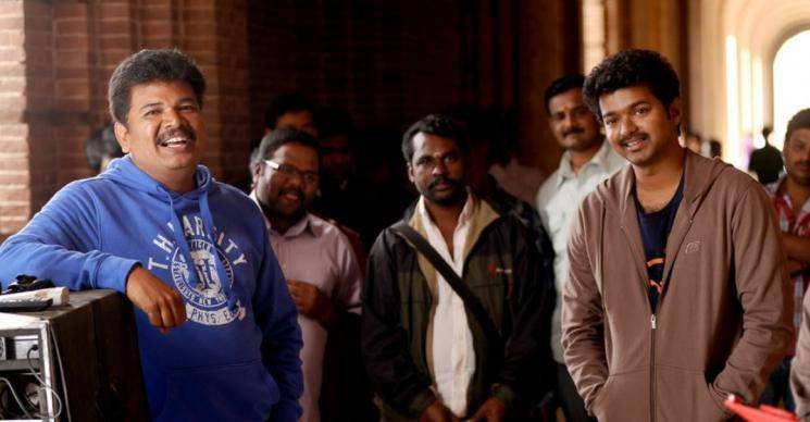 Anuya Bhagvath Reveals Nanban Shooting Secrets Vijay