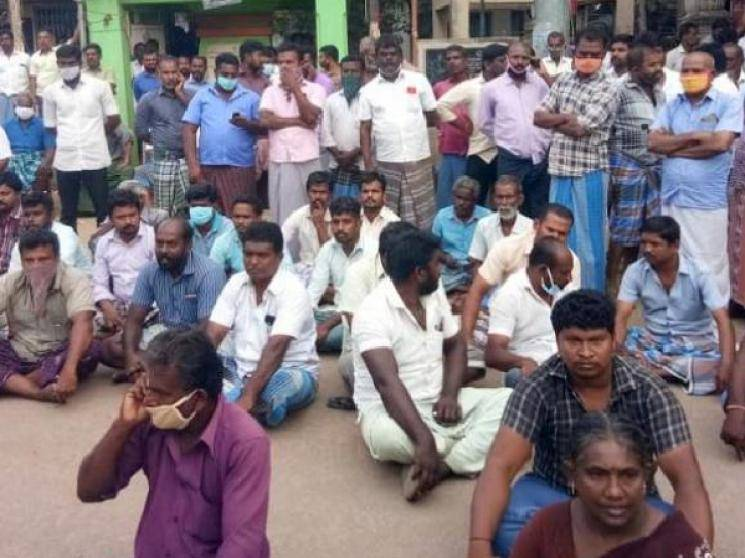 Father Son arrested Thoothukudi die in police custody
