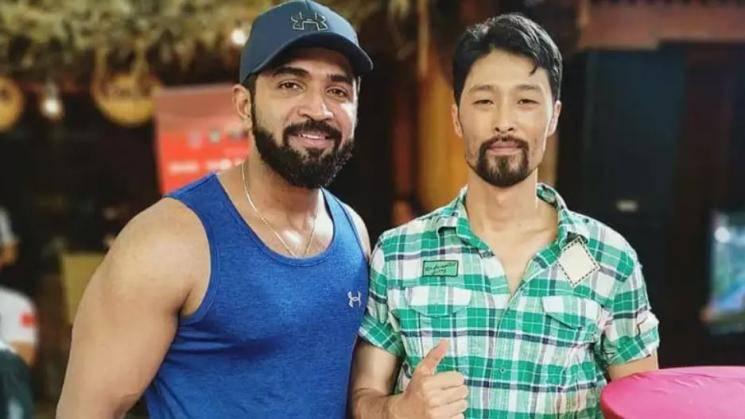 Arun Vijay About The Progress Of His Next Film Boxer