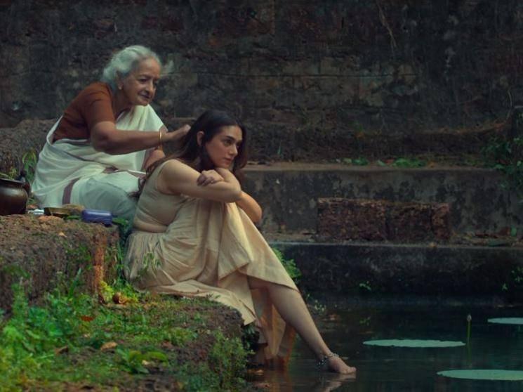 Aditi Rao Hydari Sufiyum Sujatayum Official Trailer Jayasurya