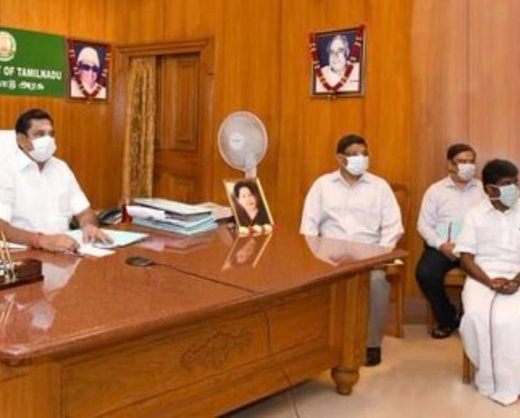 Lockdown extension once again PM Modi TN CM Edappadi Palaniswami discussion