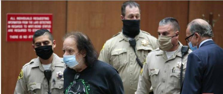 Ron Jeremy accusation sexual assault by actor on four women