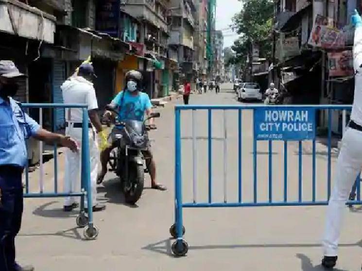 West Bengal extends COVID lockdown till July 31