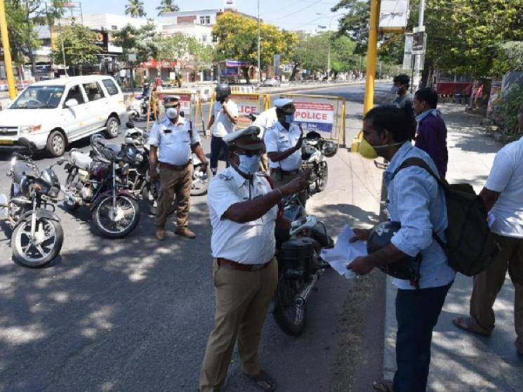 Central Crime Branch bust epass racket in Chennai