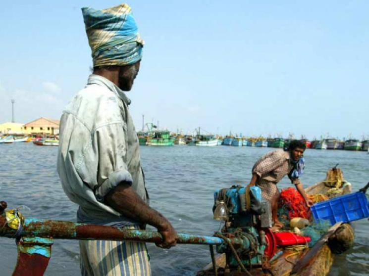 673 Indian fishermen returning from Iran in Chartered ship