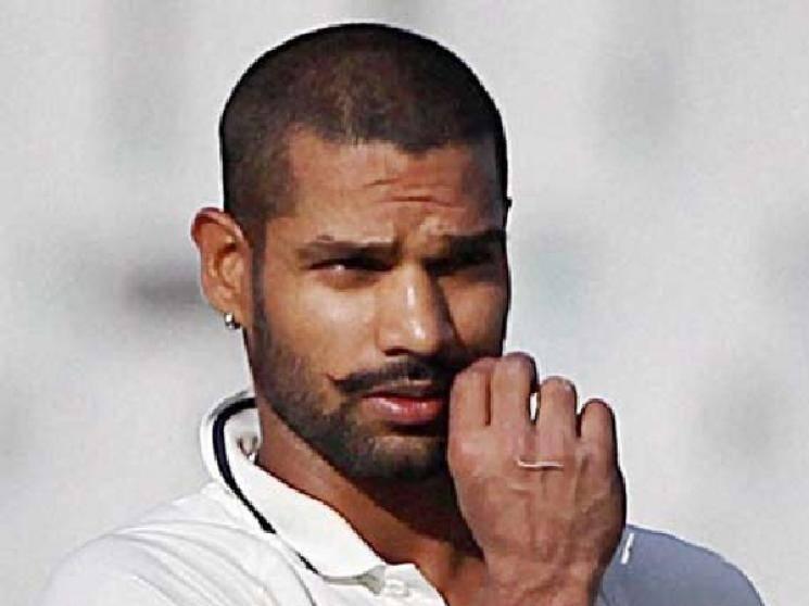 Cricketer Shikhar Dhawan voices for Jeyaraj Bennix