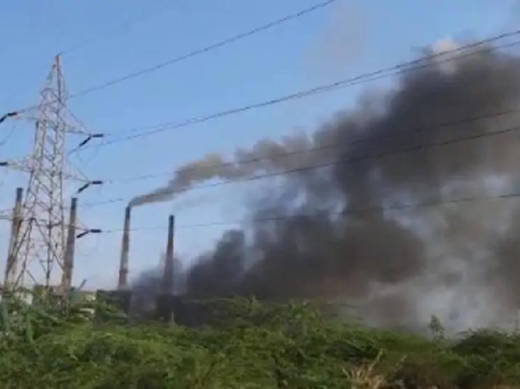 Neyveli Lignite Factory Boiler Blast