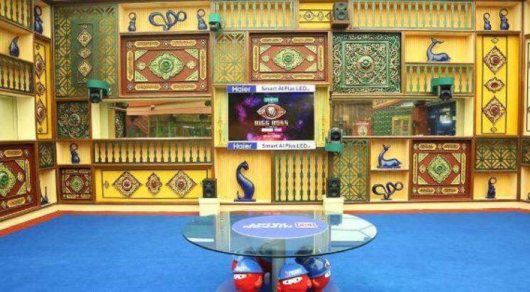 bigg boss tamil season 4 house photos vijay tv
