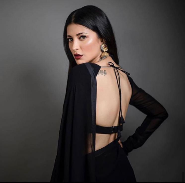 Shruti Hassan Advices Fans To Stay Safe Corona