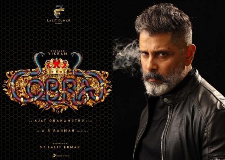 Cobra Director Ajay Gnanamuthu Mother Visits Sets