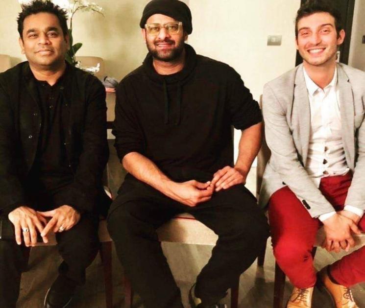 Prabhas 20 Team Approached AR Rahman For Music