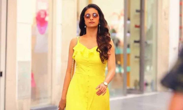 Keerthy Suresh Miss India Audio To Release Soon