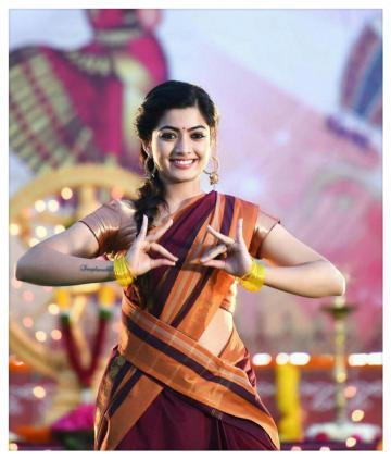Bheeshma First Glimpse on Nov 7th Rashmika Nitin