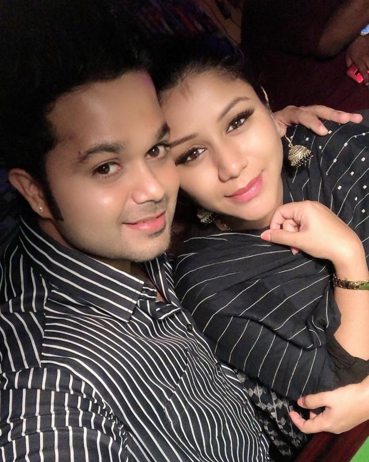 Alya Manasa Sanjeev Daughter Named Aila syed