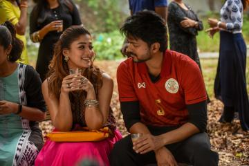Bigil Becomes First Tamil Movie To Release In Imax