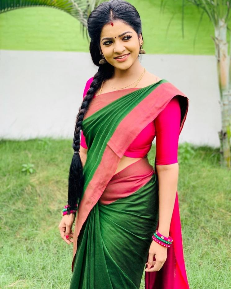 Pandian Stores Chitra VJ House Wedding Function