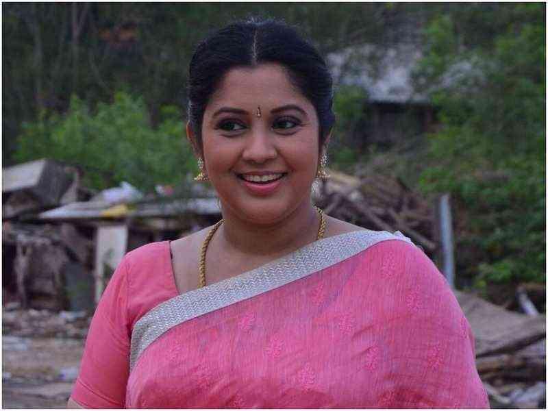 Actress Vijayalakshmi