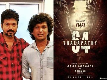 Thalapathy 64 To Release on Apr 9 2020 Vijay VJS