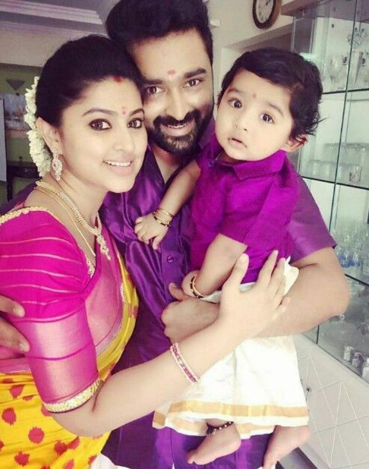 Sneha Prasanna Blessed With Baby Girl
