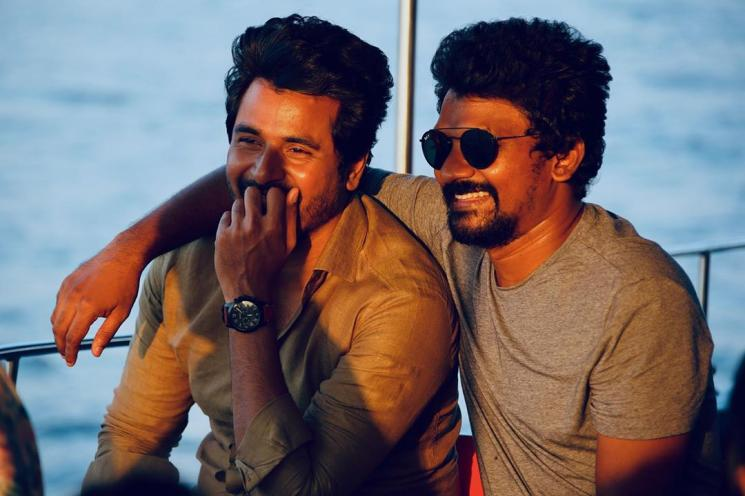 Sivakarthikeyan And Doctor Director Nelson Fun Conversation on Instagram