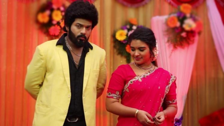 Sembaruthi Shoot Started With Shabana And Karthik