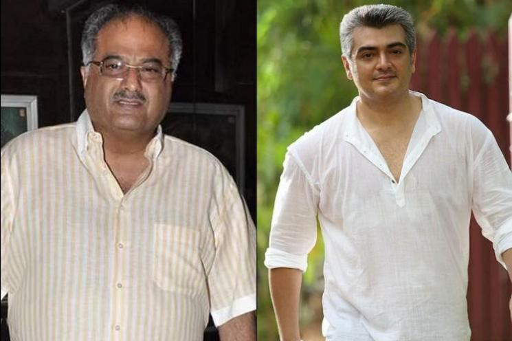 Valimai First Schedule Wrapped Up Ajith H Vinoth