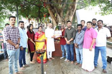 Arun Vijay AV 30 Titled Sinam GNR kumarvelan