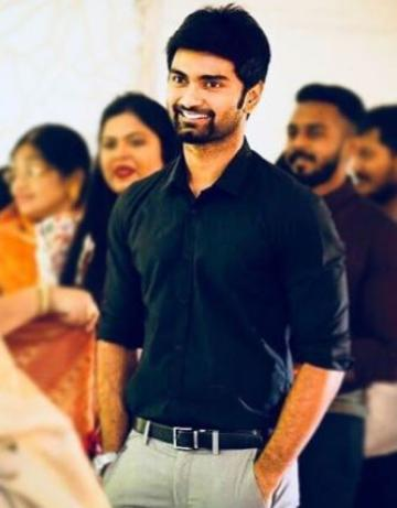 Atharvaa Signs New Film With Global Infotainment