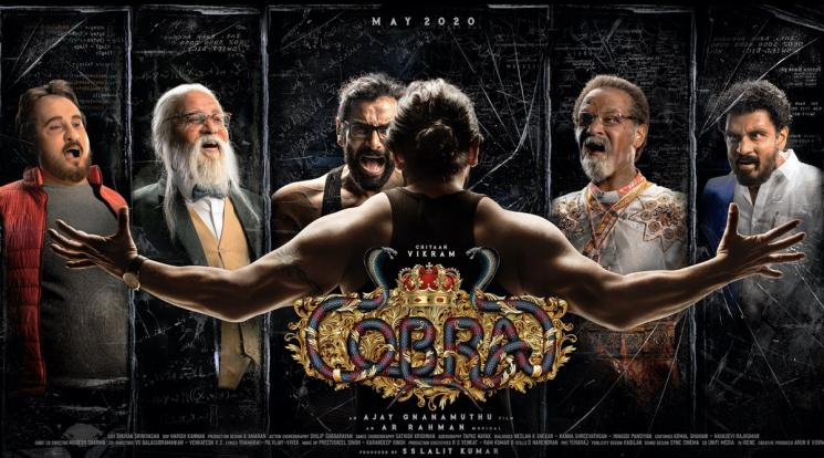 Chiyaan Vikram Cobra Teaser Release Plans Revealed By Ajay Gnanamuthu