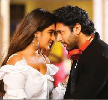 Jayam Ravi Bhoomi Firstlook To Release on Nov 1st