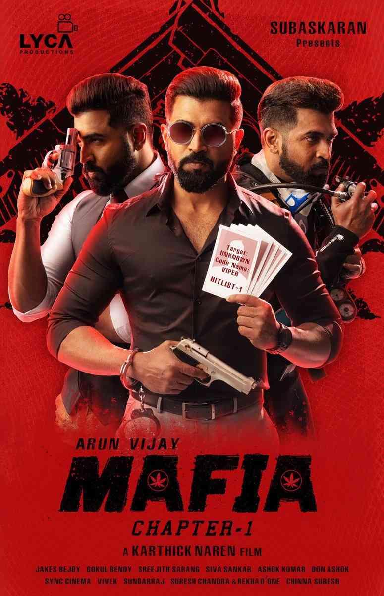 Mafia Prasanna Getup From ArunVijay Gangster Film