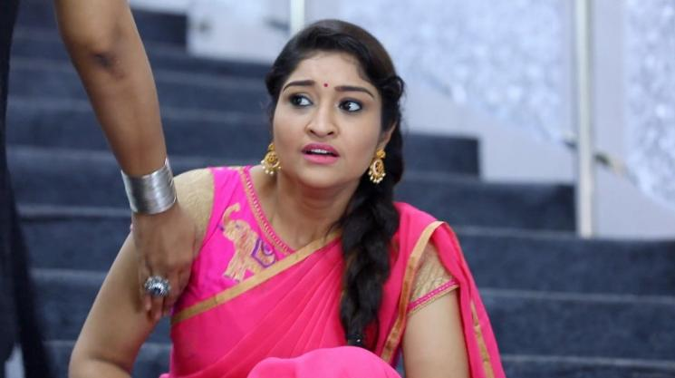 Neelima Rani Quits From Aranmanai Kili Serial
