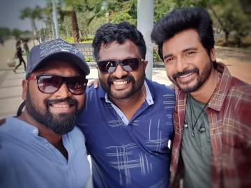 Sivakarthikeyan Hero Teaser George C William Tweet