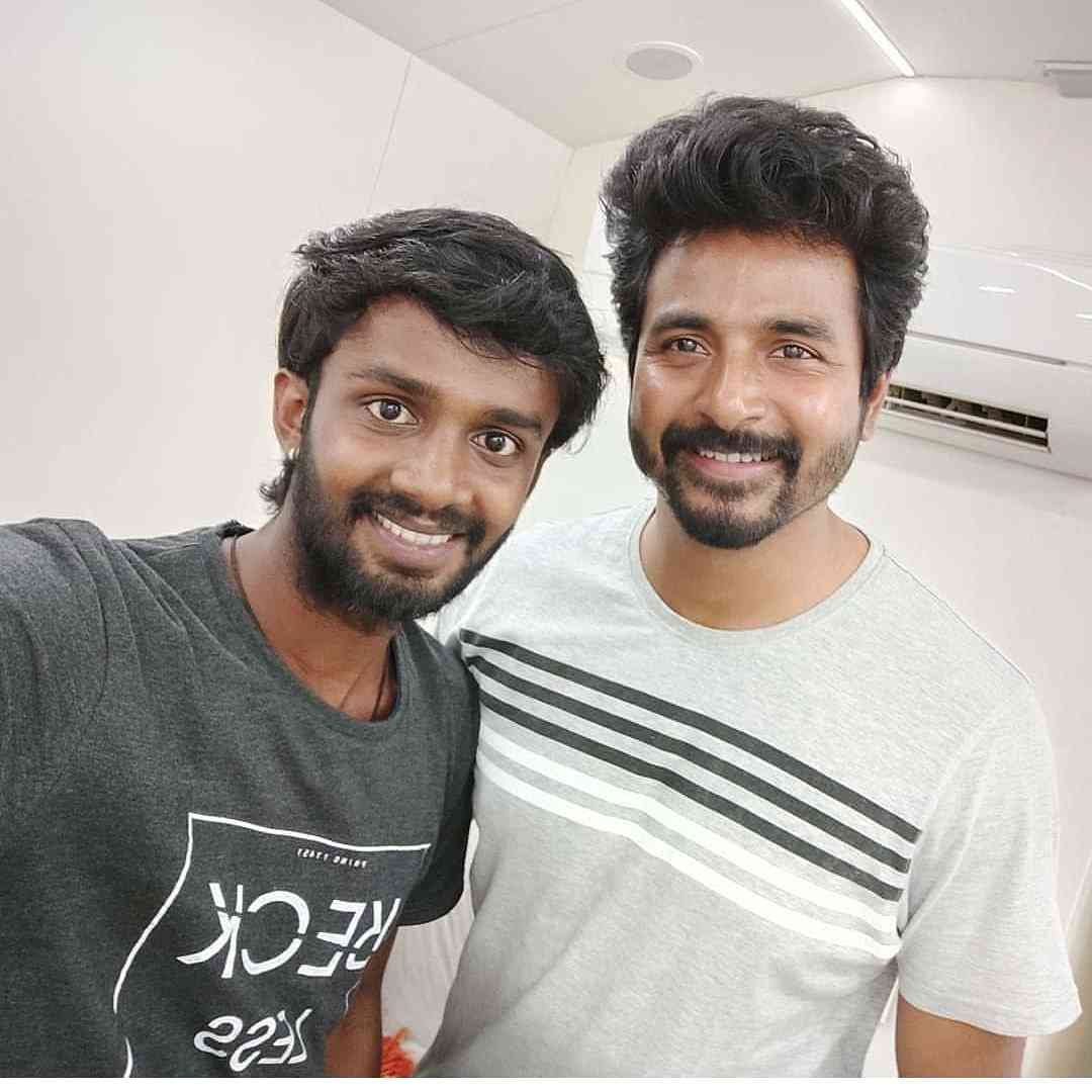 Sivakarthikeyan Hero Shooting