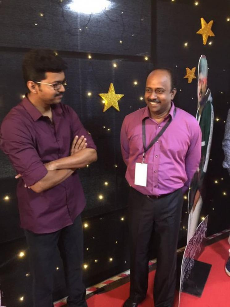 Mersal Producer Murali Ramasamy On Loss Issue