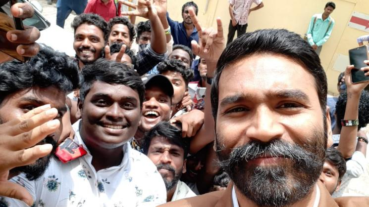Actors Selfie With Fans Vijay Ajith Suriya Dhanush
