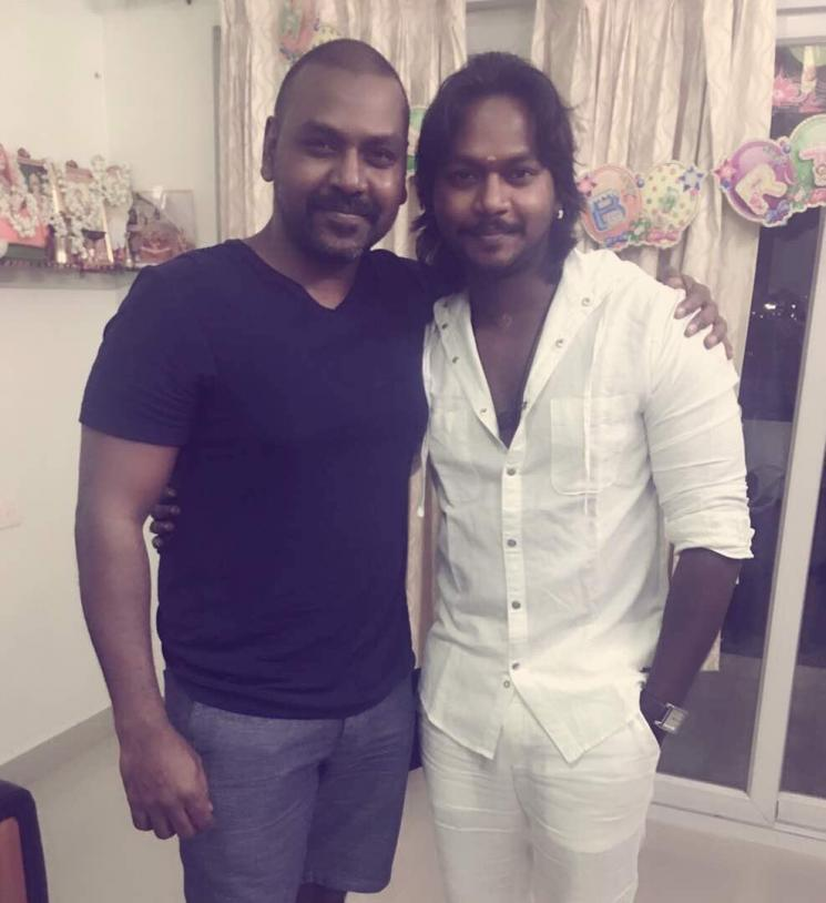 Raghava Lawrence Brother Elwin Debuts As Hero Directed By Raja