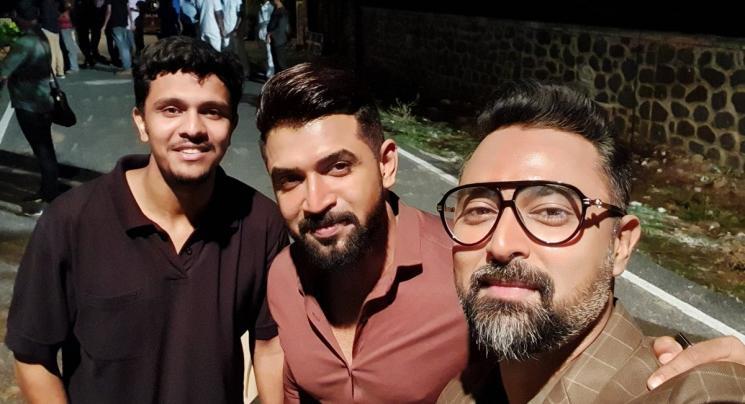 Arun Vijay Mafia First Single To Release Soon