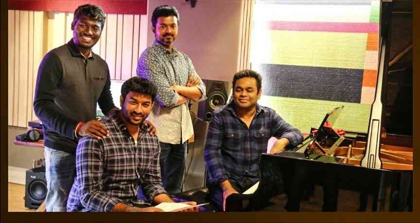 Thalapathy Vijay Bigil Audio Launch Date Details Revealed
