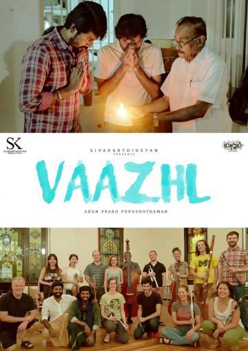 Sivakarthikeyan productions Vaazhl Dubbing Started