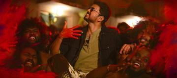 Thalapathy Vijay Bigil Titled as Whistle in Telugu